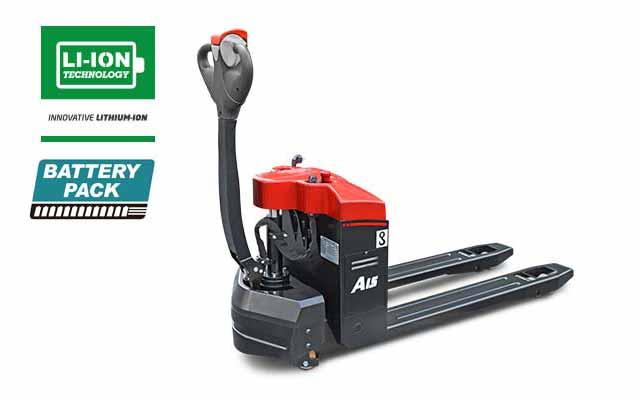 Light Duty  Walkie Gel/Li-ion Battery Pallet Jack  3,000-4,000lbs