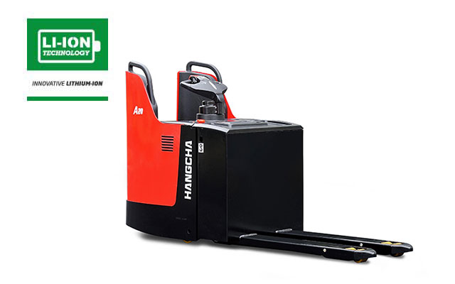 Lead Acid/Li-ion Battery Rider Pallet Jack  4,500-6,500lbs